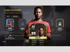 FIFA 17 Alex Hunter Ultimate Team card leaked – Product