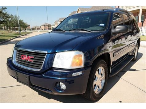 car owners manuals for sale 2004 gmc envoy xuv security system 2004 gmc envoy slt cars for sale