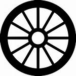 Wheel Svg Clipart Icon Chariot Onlinewebfonts Cdr