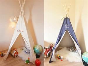 Tente Chambre Fille : o trouver un tipi pour la chambre des kids joli place ~ Teatrodelosmanantiales.com Idées de Décoration