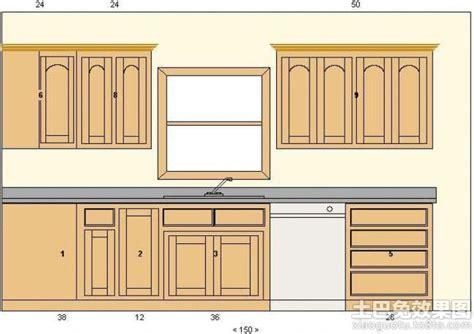 how to design a kitchen free 简单cad橱柜平面图设计 土巴兔装修效果图 9380