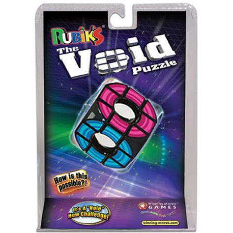 rubik s the void puzzle the village toy store