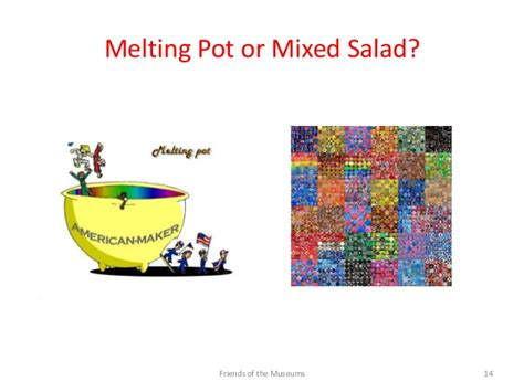 melting pot or salad bowl fom singapore islam and multiculturalism january 2013 imran ahm