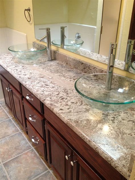 Bathroom Countertops And Sinks by Bathroom Countertop Sinks Faucets Idea For My Home