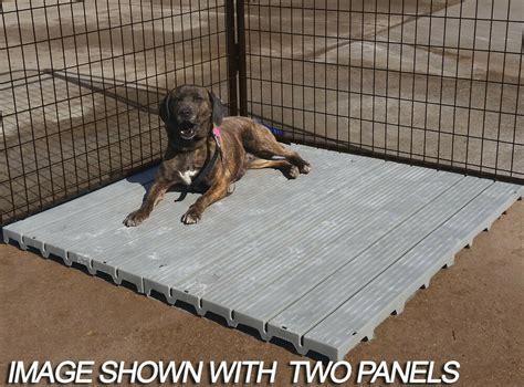 dog kennel flooring kennel decking raised flooring