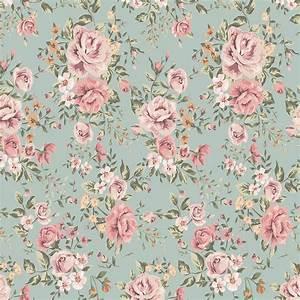 Cutesie Floral Wallpaper – Project Nursery