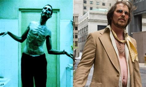 These Are The Most Extreme Transformations Christian Bale