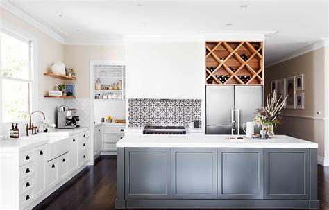 kitchen renovation modern shaker home beautiful