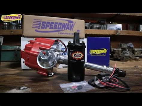 speedway tech talk converting points to electronic ignition