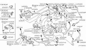 2001 Infiniti I30 Engine Hose Diagram  U2022 Downloaddescargar Com