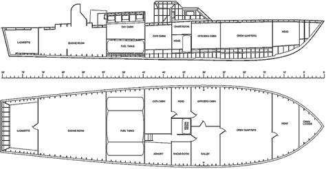 Pt Boat Line Drawings by Pt Boat Plans Drawings How To Build Bed Frame With Storage