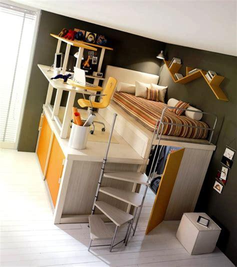 amenagement chambre pour 2 ado 60 idées pour un aménagement petit espace archzine fr