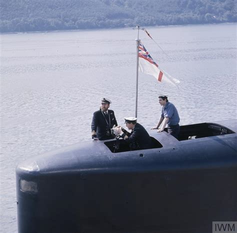 life aboard british nuclear submarines   cold war