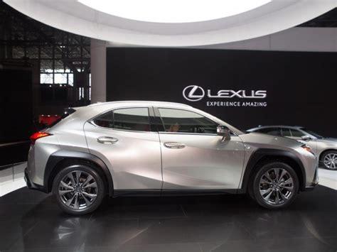 lexus ux  home   concrete paradise