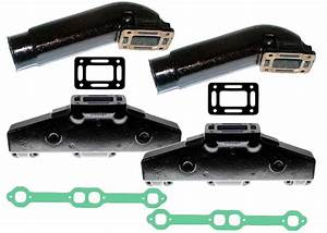 Exhaust System Parts For Indmar