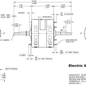 marathon electric motor wiring diagram  wiring diagram
