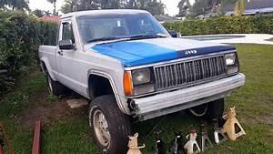 1988 Jeep Comanche Walkaround