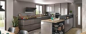 Aménagement Cuisine En U : comment am nager une cuisine en u mobalpa ~ Melissatoandfro.com Idées de Décoration