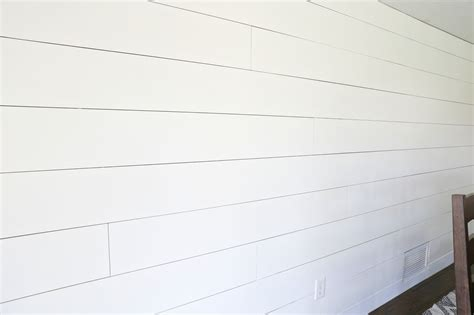 valentines day ideas how to shiplap a wall the easy way use our tutorial to