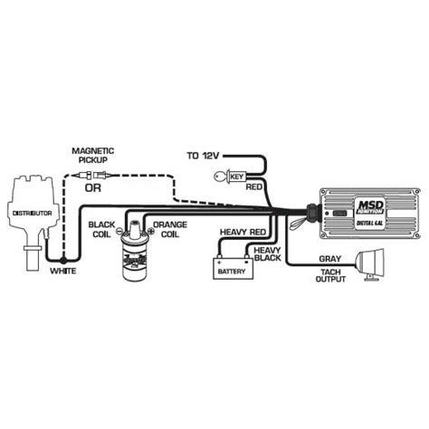 Msd Tandbox Digital Ignition Control