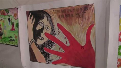 save girls emotional message  created poster  female