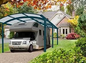Abri Camping Car Bois : abri camping car en aluminium kit facile monter promo ~ Dailycaller-alerts.com Idées de Décoration