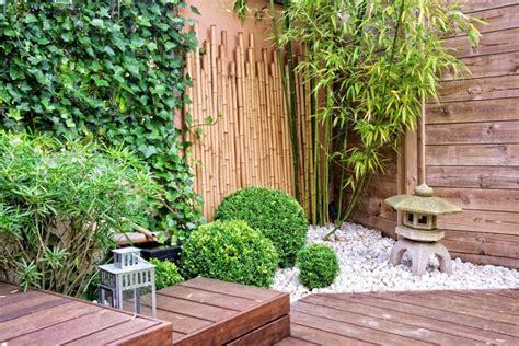 comment faire un jardin japonais chez soi habitatpresto