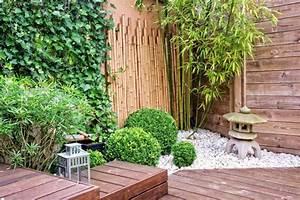 comment faire un jardin japonais chez soi habitatpresto With comment amenager un petit jardin 5 mini jardin japonais