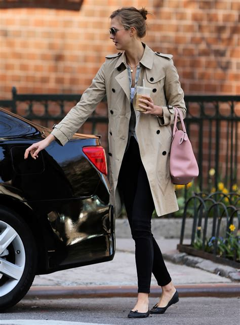 Karlie Kloss Among The First Carry New Louis
