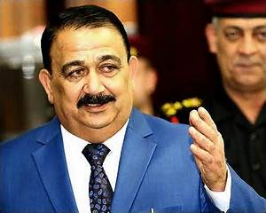 Iraqi defense minister says the army will not allow ...