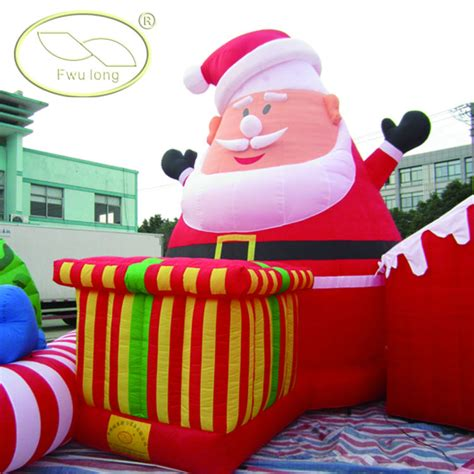 inflatable santa claus for christmas buy inflatable santa claus giant inflatable santa claus