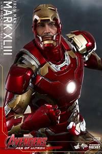 La, Nueva, Armadura, De, Iron, Man, En, Avengers, Age, Of, Ultron