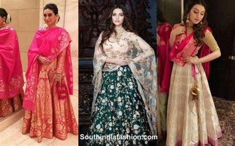how to drape a lehenga dupatta 10 amazing lehenga dupatta drapes south india fashion