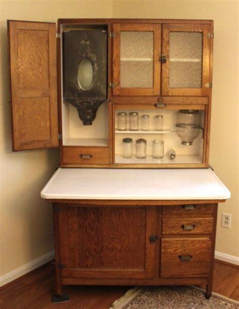 hoosier cabinet ideas  pinterest antique