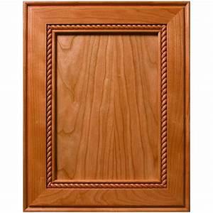 Custom, Minden, Inlaid, Rope, Decorative, Flat, Panel, Cabinet, Door