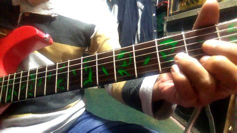 jurus sakti dengan mengadakan not4(sus) guitar rifs - YouTube
