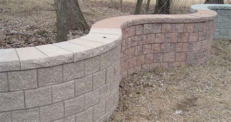 retaining wall building materials choosing material for retaining walls