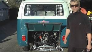 Vintage Vw Bus Engine Installation - Diy German Aircooled Garage  12