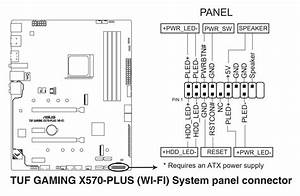 Help With Connecting Front Panel Connectors