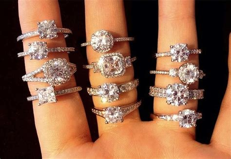 which finger is your engagement ring finger ritani