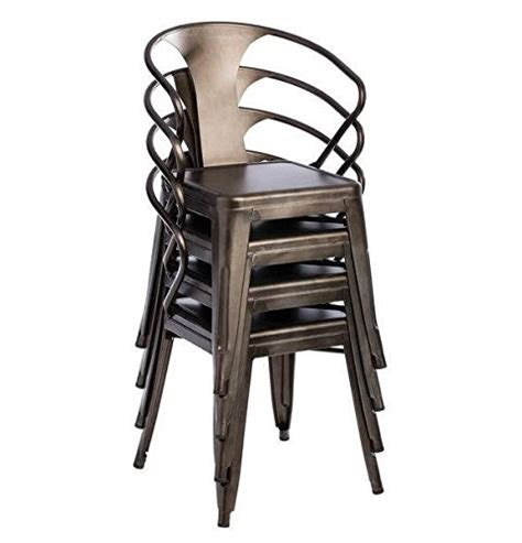 tabouret stacking chair set of 4 this set of dining