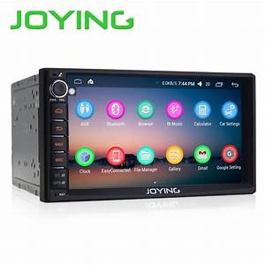 Joying 7 U0026quot  Double 2 Din Android 6 0 Media Player Universal