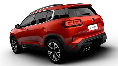 citroen suv 2018 citro 235 n c5 aircross 2018 photos parkers
