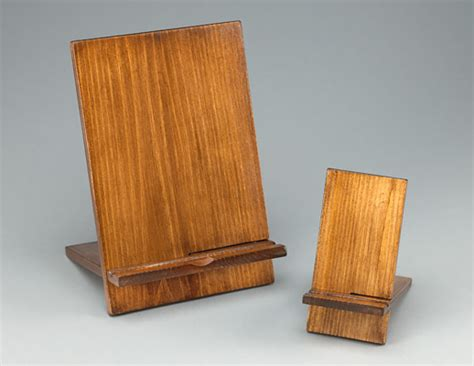 diy tablet smartphone stand woodworking plans minwax