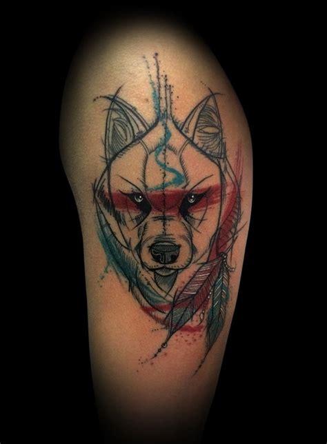 awesome wolf images part  tattooimagesbiz