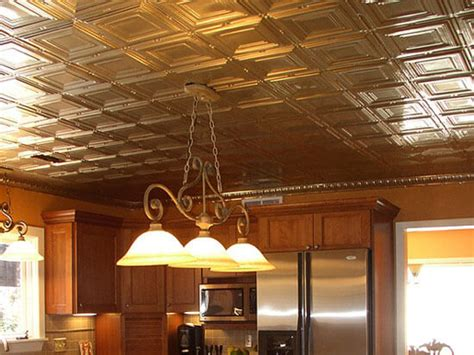 16 Decorative Ceiling Tiles For Kitchens (kitchen Photo
