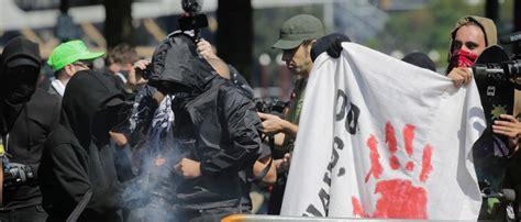 fbi launches investigation  antifa criminals