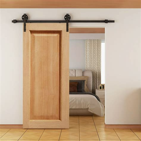 Barn Door Hardware Kit by 5 12ft Big Vintage Industrial Wheel Sliding Barn