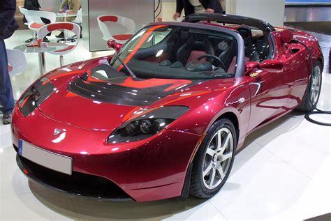 Tesla Roadster Wikipédia