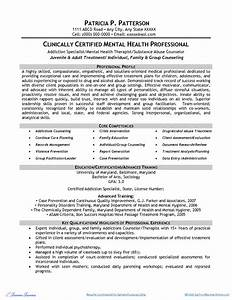 best substance abuse assessment template contemporary With sample resume for drug and alcohol counselor
